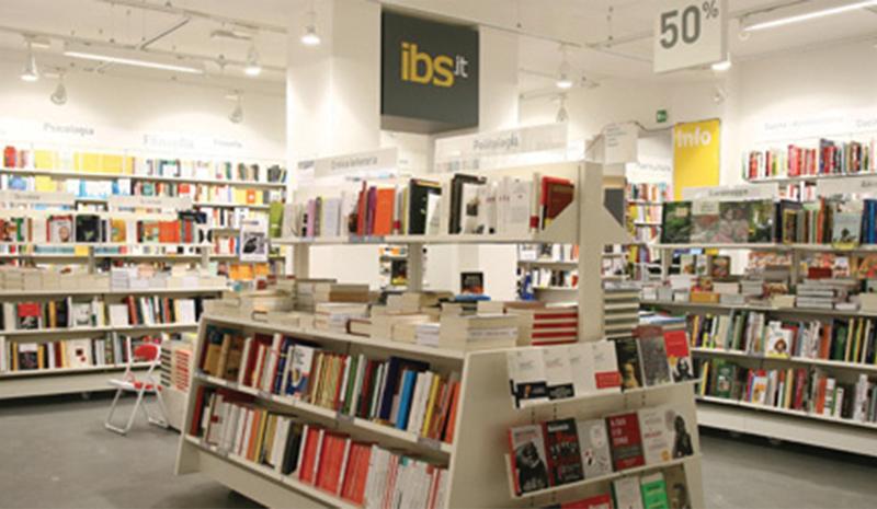 10 Librerie IBS e IBS + Libraccio